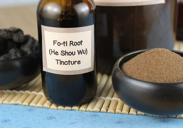 how-to-make-a-tincture-using--fo-ti