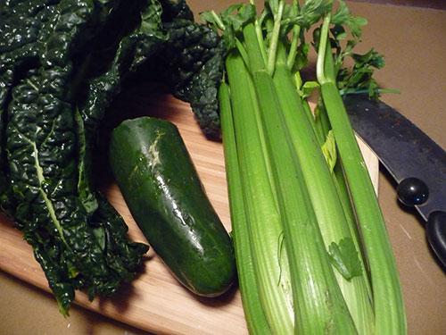 how-to-make-green-juice-ingredients