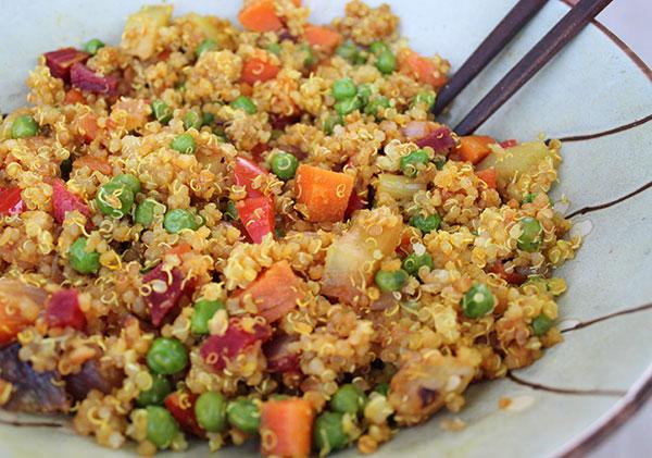 quinoa-curry