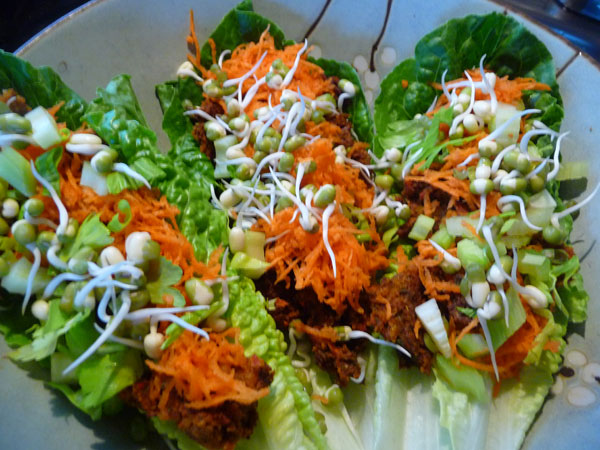 raw-tacos-with-mung-bean-sprouts