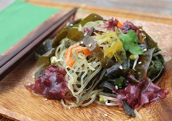 homemade-seaweed-salads