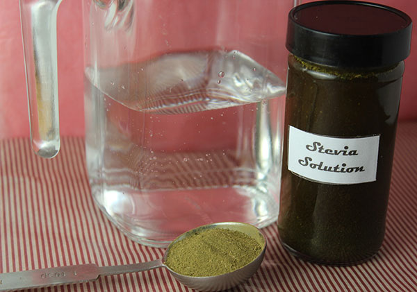 how-to-make-stevia-extract-using-water