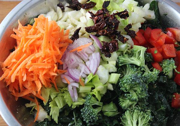 kale-salad-recipe-ingredients