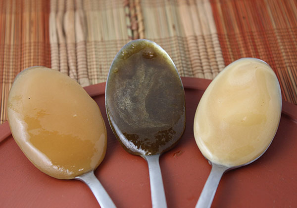 types-of-raw-honey-spoons