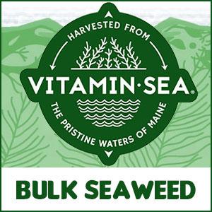 Seaweed Nutrition, The Oceans Superfood