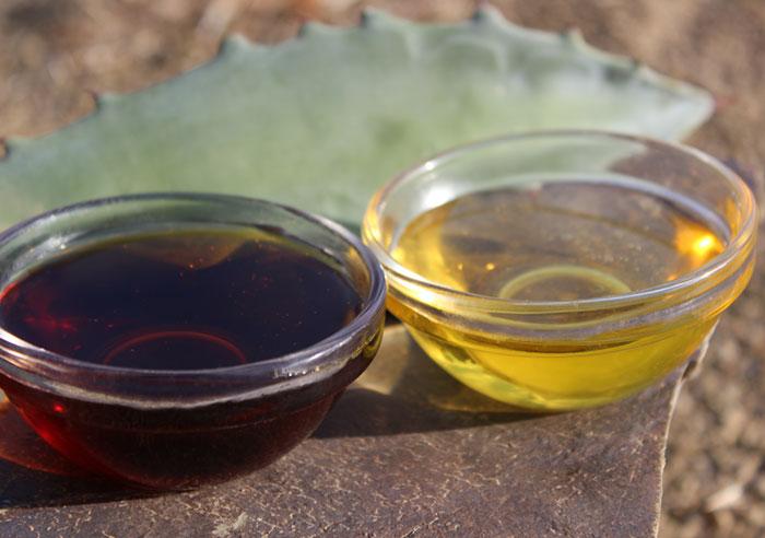 agave-sweetener-dark-light