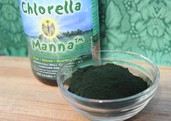 chlorella-manna-powder