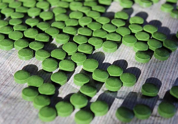 chlorophyll-chlorella-tablets