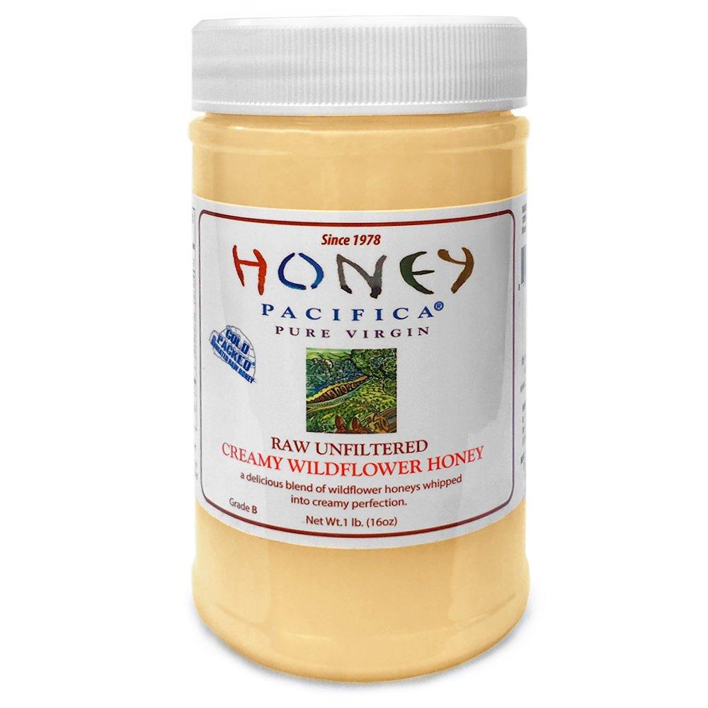 honey-pacifica-wildflower