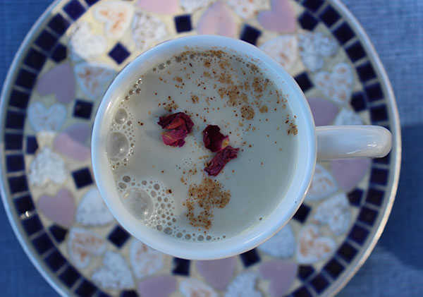 how-to-make-ashwagandha-milk