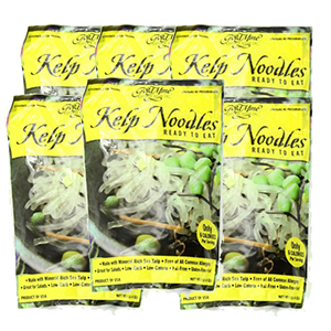 Gold Mine, Kelp Noodles, 16oz, 6-pack
