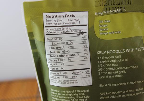 kelp-noodles-nutrition-label