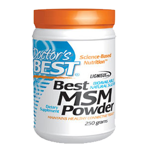 What is MSM? A Dietary Sulfur Based Anti-Inflammatory Supplement