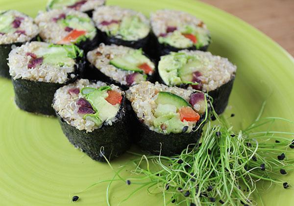 nori-quinoa-sushi