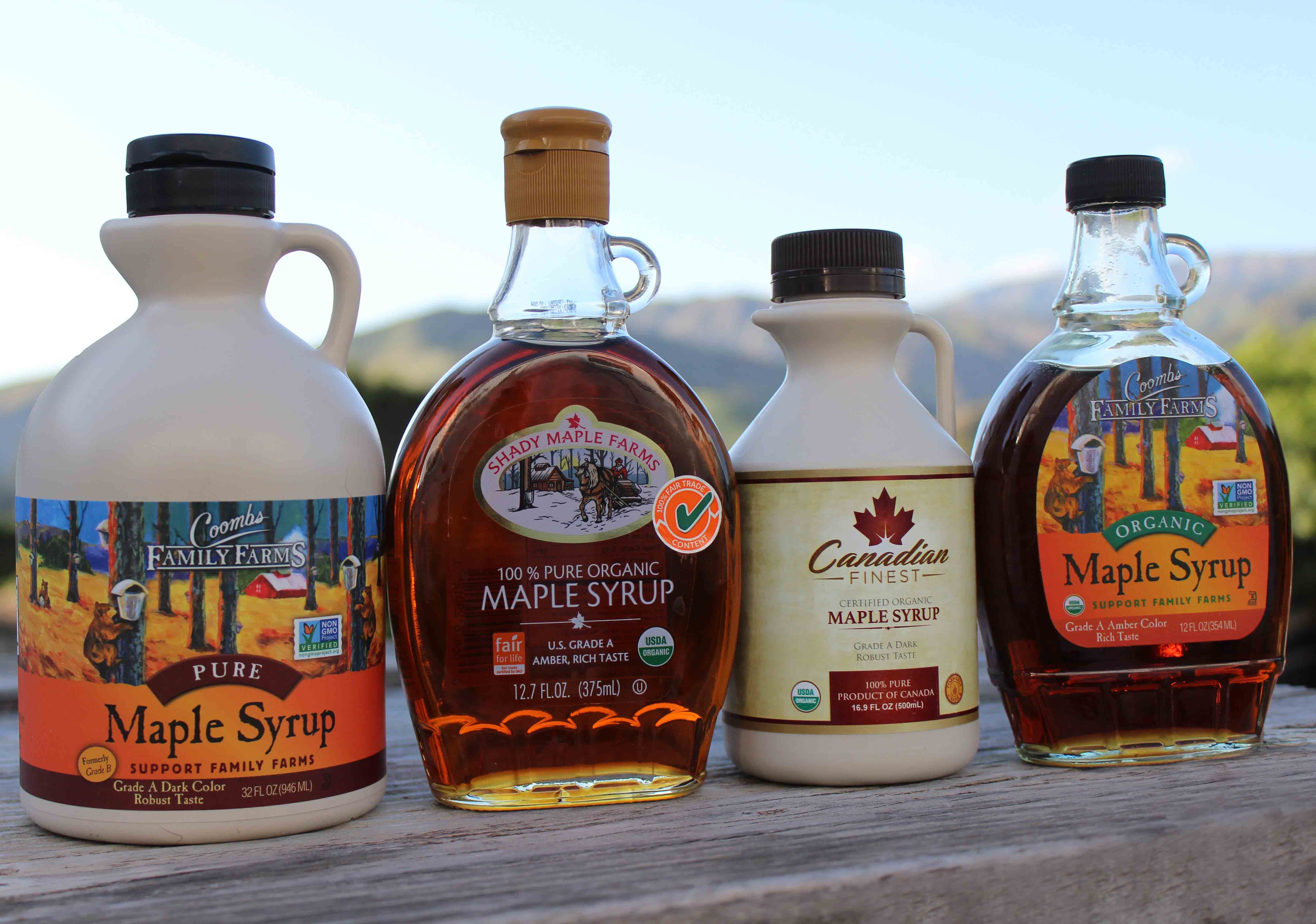 Maple syrup brands list