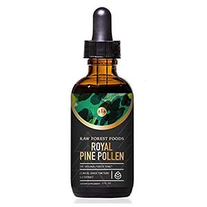 pine-pollen-raw-forest
