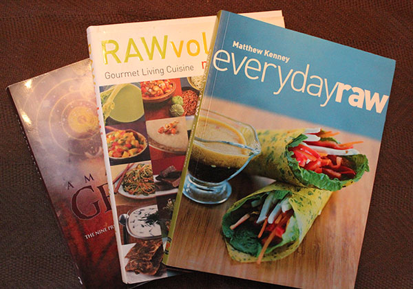 Selecting a raw food cookbook for your raw vegan meal preparation forumfinder Gallery