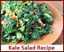 raw-food-recipes-kale-salad