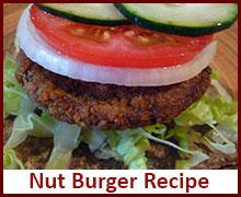 raw-vegan-recipes-nut-burger