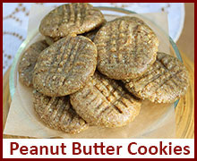 raw-vegan-recipes-peanut-butter-cookies