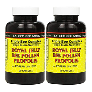 royal-jelly-ys-eco-bee-2-pack