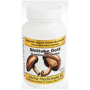 Shiitake Mushroom, A Gourmet Medicinal Variety