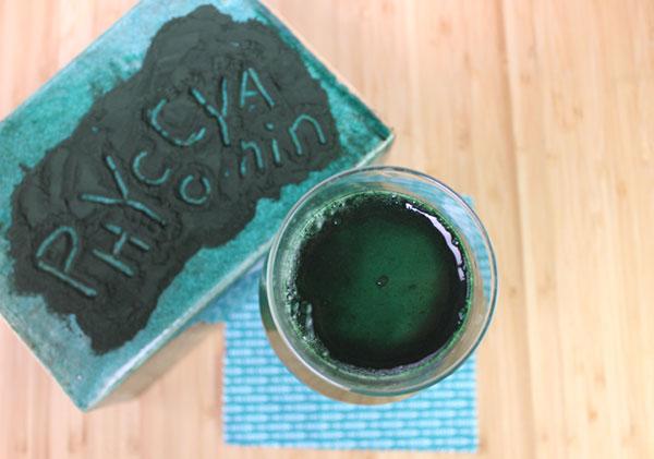 spirulina-benefits-phycocyanin