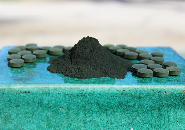 spirulina-powder-compressed-tablets