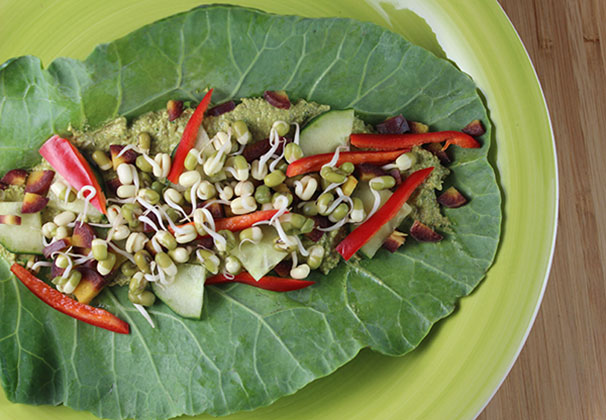 sprouted-mung-bean-wrap
