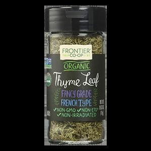thyme jar
