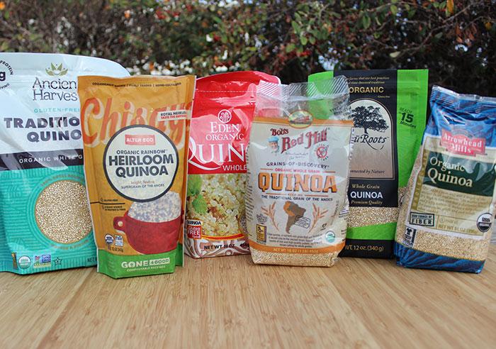 top-quinoa-suppliers