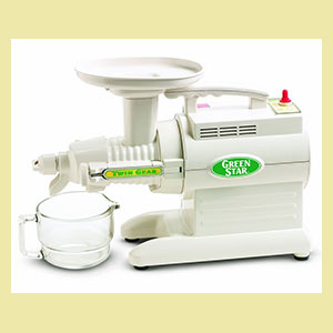 green star juicer 2000
