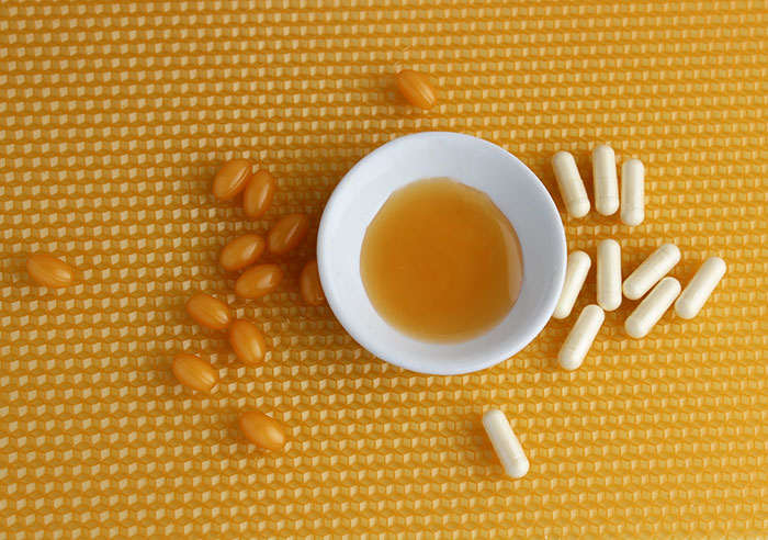 types-of-royal-jelly
