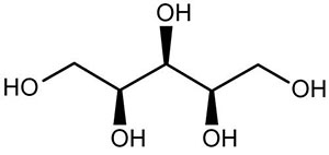 what-is-xylitol-sugar-molecule