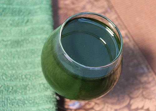 chlorella-detox-drink