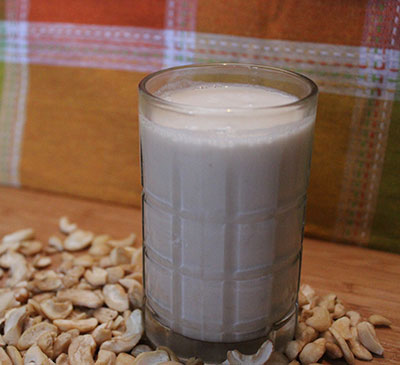 how-to-make-nut-milk-with-cashews