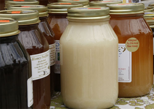 what-is-raw-honey-types