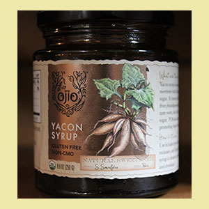 Live Superfoods Yacon Syrup, 8fl oz
